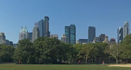 Central Park Ballfield