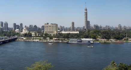 Nile River, Cairo