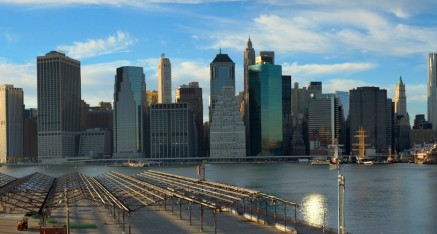 NYC Skyline (HDR)