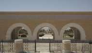 El Alamein British Memorial entrance 1