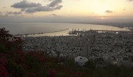 Dawn over Haifa 3