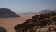 Wadi Rum View From Lawrence Spring 2
