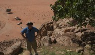 Wadi Rum Lawrence Spring Greg and Fig Tree