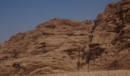 Wadi Rum Burdah Rock Bridge